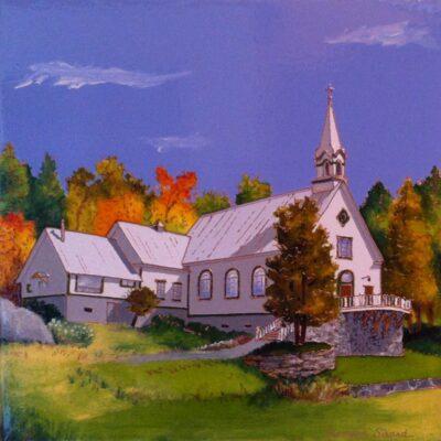 Église du vieux Tremblant