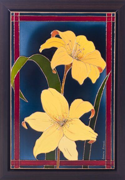 Hémérocalle jaune